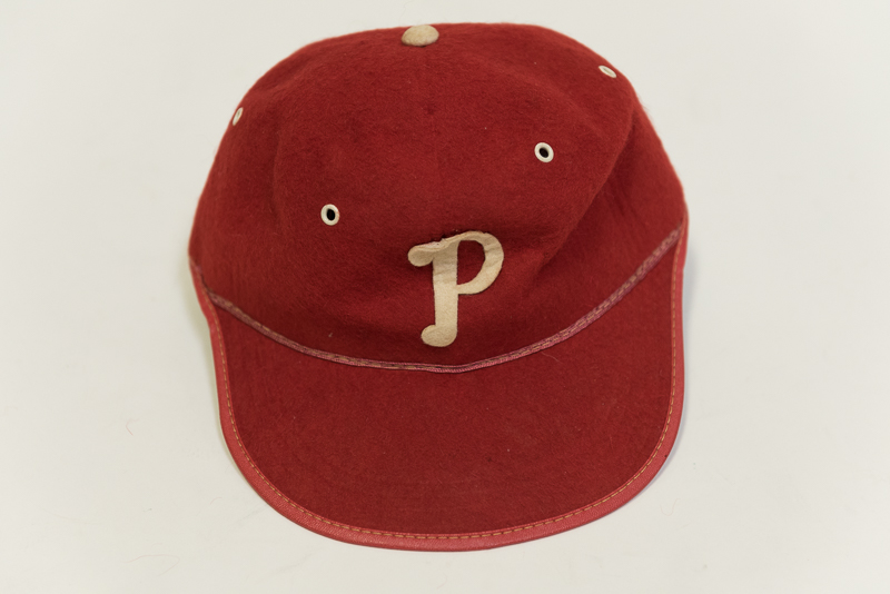 0a595df2a Lot Detail - Vintage 1950/60's Phillies Youth Baseball Hat