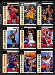 2 Complete Basketball Sets - 2003-04 Upper Deck Legends & 2003-04 Upper Deck Triple Dimensions (each set includes 90 cards)
