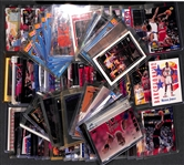 Lot of 80 Michael Jordan Insert Cards