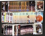 Huge 180+ Shaquille ONeal Basketball Card Lot - Mostly Rookies