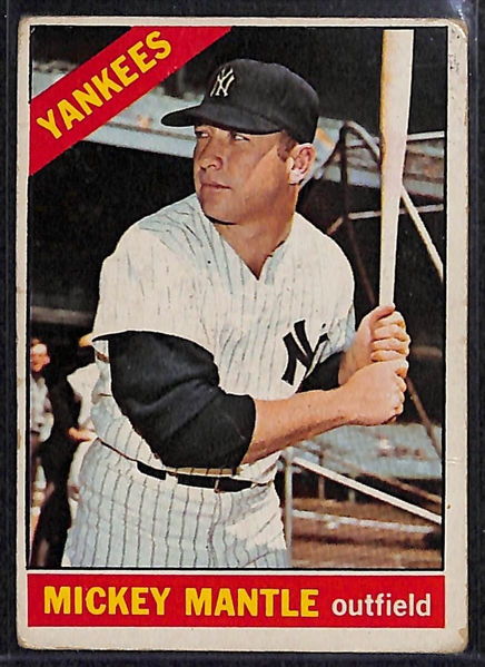 Lot Detail Lot Of 48 Topps Baseball Cards From 1957 1969 W