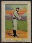 1911 Turkey Red T3 Ty Cobb Cabinet Card #9