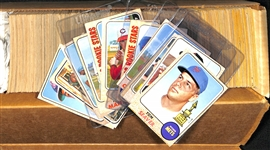 1968 Topps Baseball Complete Set (All 598 Cards in the Set)