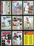 Mid-High Grade 1970 Baseball Card Set w. Some PSA Graded Cards (All 720 Cards in the Set)