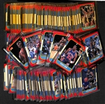 High-Grade 1986-87 Fleer Complete Set (Missing Michael Jordan Rookie)