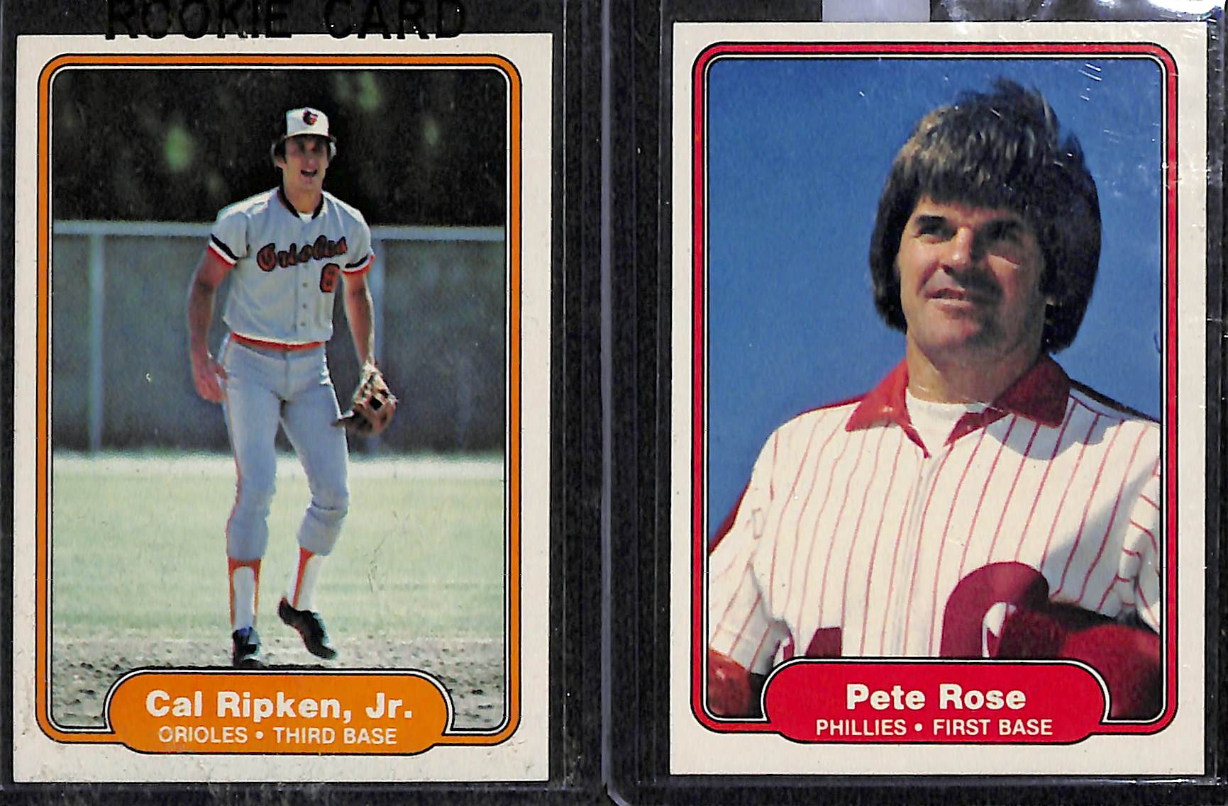 Lot Detail 3 1982 Baseball Card Sets Topps Fleer And Donruss