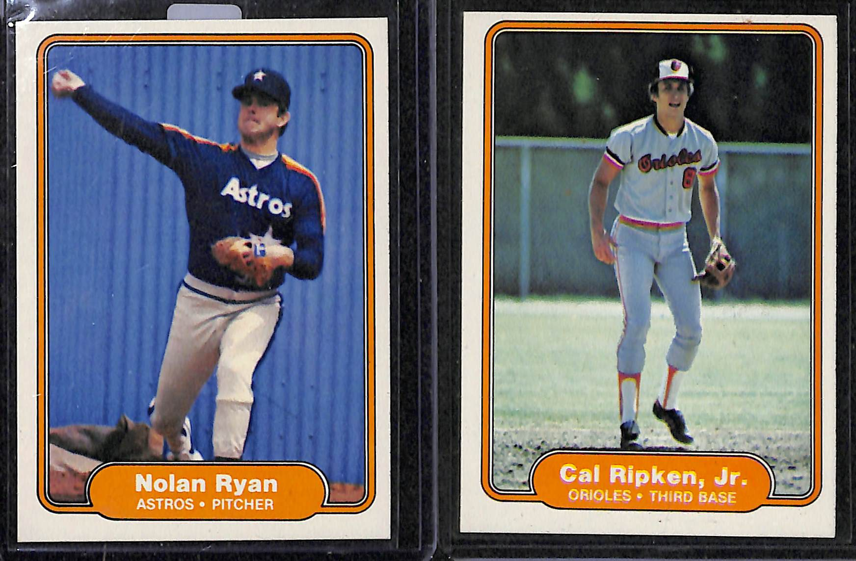 Lot Detail 3 1982 Baseball Card Sets Topps Fleer And