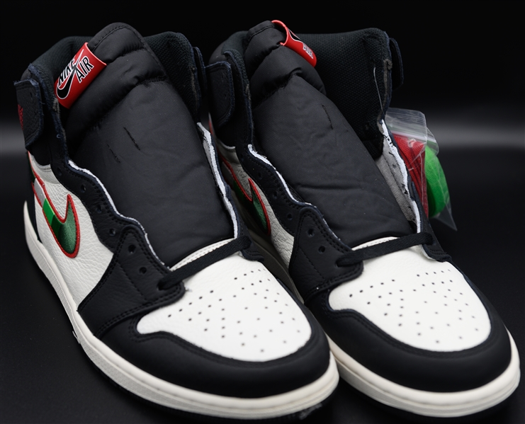 Rare Nike Air Jordan A Star is Born Sneakers New in Box w. Original 1984 Sports Illustrated (Inspiration for These Shoes) - Size 13 (Jordan's Shoe Size)