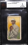 1909 Philadelphia Caramel E95 Christy Mathewson (HOF) Graded BVG 1