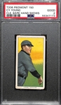 1909-11 T206 Cy Young (HOF) Bare Hand Shows Tobacco Card Graded PSA 2 (Piedmont 150, Factory No. 25)